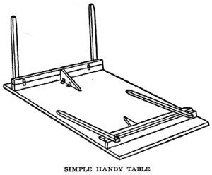 how to build a folding table affordable build a fabulous folding